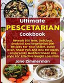 Ultimate Pescetarian Cookbook