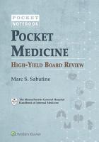 Pocket Medicine High Yield Board Review PDF
