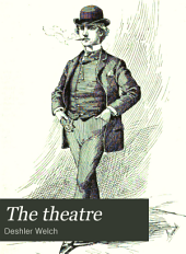 The Theatre: Volume 1