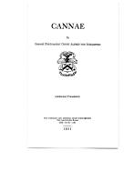 Cannae PDF