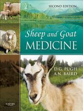 Sheep & Goat Medicine - E-Book: Edition 2