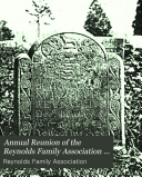 Download Annual Reunion of the Reynolds Family Association Book