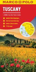 Marco Polo Map Tuscany