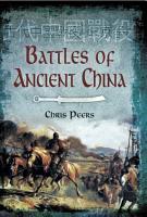 Battles of Ancient China PDF
