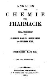 Justus Liebig's Annalen der Chemie: Bände 97-98