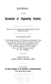 Journal of the Association of Engineering Societies: Volume 10