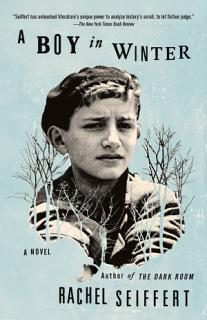 A Boy in Winter Book