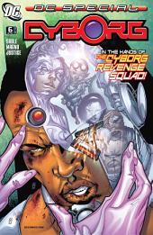 DC Special Cyborg (2008-) #6