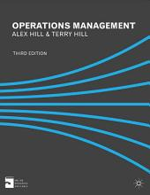 Operations Management: Edition 3