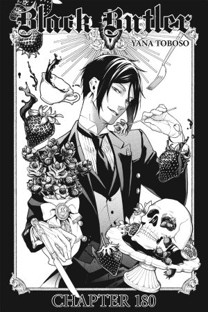 Black Butler  Chapter 180