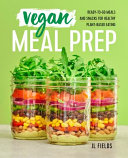 Vegan Meal Prep Book