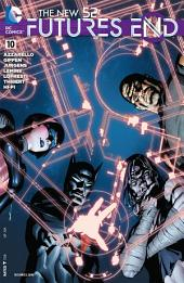 The New 52 : Futures End #10