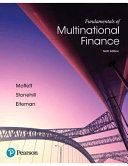 Fundamentals of Multinational Finance Plus MyFinanceLab with Pearson EText    Access Card Package PDF