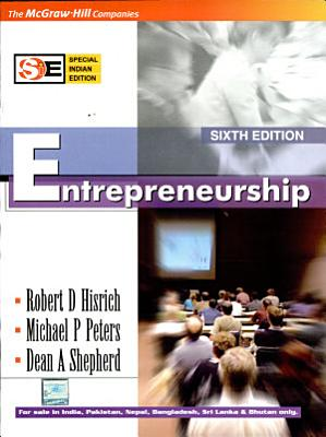 Entrepreneurship 6/E