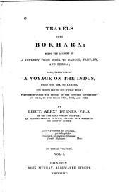 Travels Into Bokhara: Travels into Bokhara