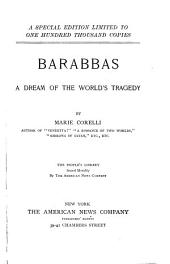 Barabbas: A Dream of the World's Tragedy, Volume 1