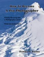 How to Become a Pro Photographer PDF