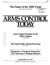 Arms Control Today PDF