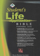Students Life Application Bible Book