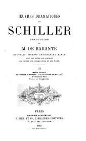 Oeuvres dramatiques de Schiller, 3