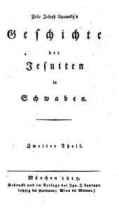 Geschichte der Jesuiten in Schwaben: 2
