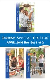 Harlequin Special Edition April 2016 Box Set 1 of 2: Fortune's Special Delivery\How to Land Her Lawman\An Officer and Her Gentleman