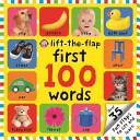 Lift The Flap First 100 Words Book PDF