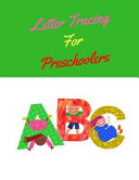 Letter Tracing For Preschoolers Book PDF