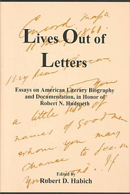 Lives Out of Letters PDF
