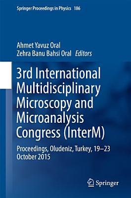 3rd International Multidisciplinary Microscopy and Microanalysis Congress  InterM  PDF