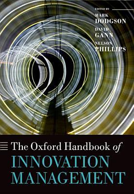 The Oxford Handbook of Innovation Management PDF