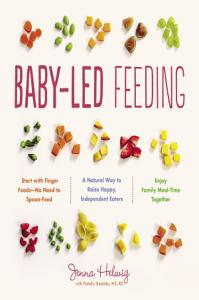 Baby Led Feeding Book