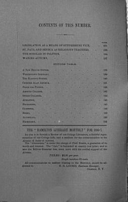 The Hamilton Literary Magazine PDF