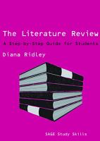 The Literature Review PDF