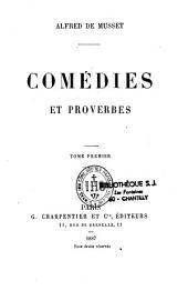 Comédies et proverbes: Volume3