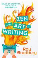 Zen in the Art of Writing PDF