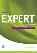 Expert First 3rd Edition Coursebook for Audio CD Pack