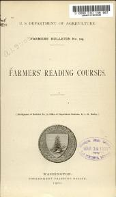 Farmers' Reading Courses