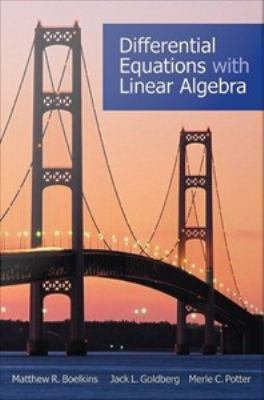 Differential Equations with Linear Algebra