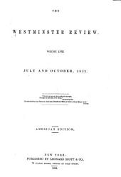 The Westminster Review: Volume 58