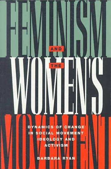 Feminism and the Women s Movement PDF