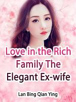 Love in the Rich Family  The Elegant Ex wife PDF