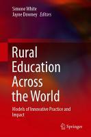 Rural Education Across the World PDF