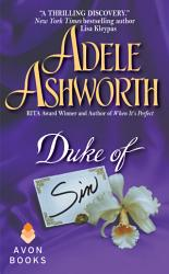 Duke Of Sin Book PDF