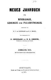 Neues Jahrbuch für Mineralogie, Geologie und Paläontologie: Band 1871