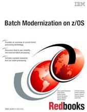 Batch Modernization on z/OS