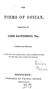 The Poems of Ossian, translated by James Macpherson