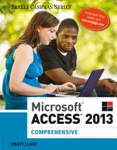 Microsoft Access 2013: Comprehensive