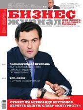 Бизнес-журнал, 2008/05: Республика Башкортостан