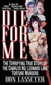 Die For Me Book